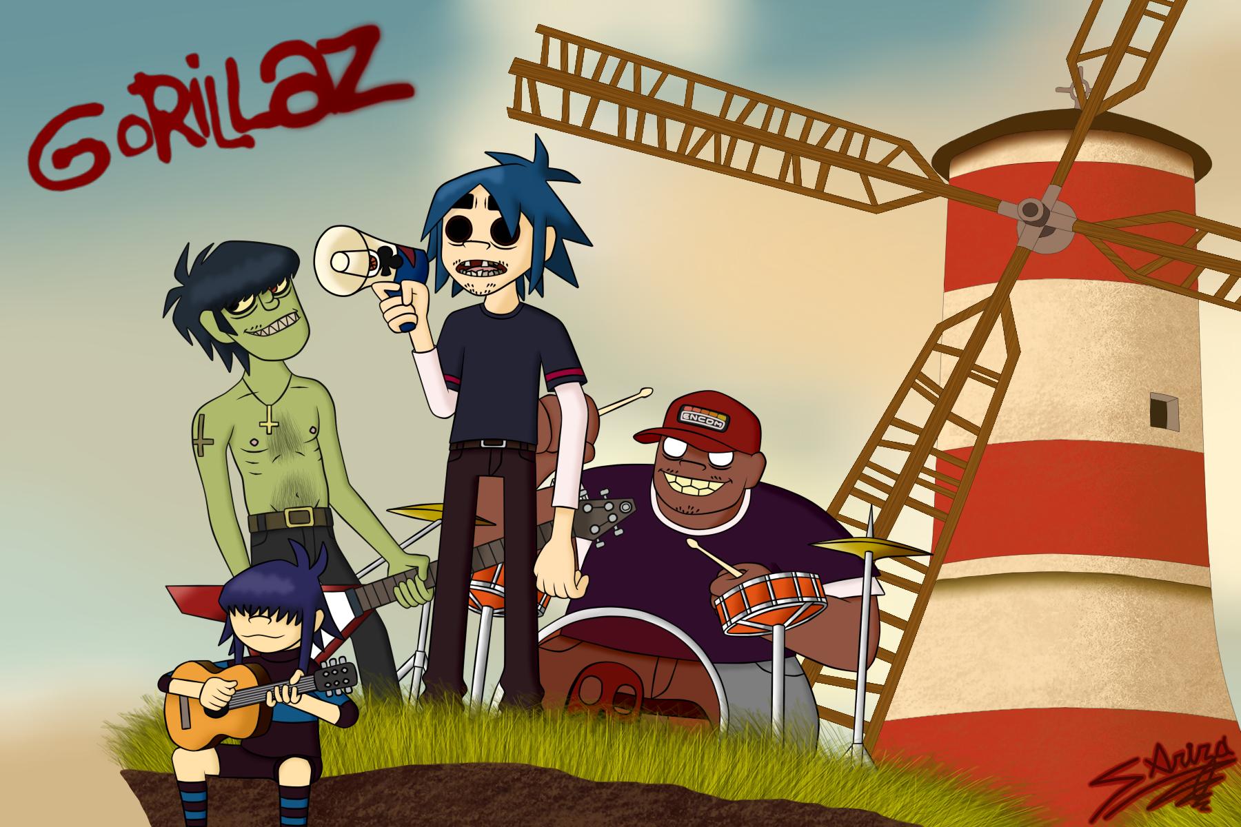 Gorillaz, Feel Good Inc.