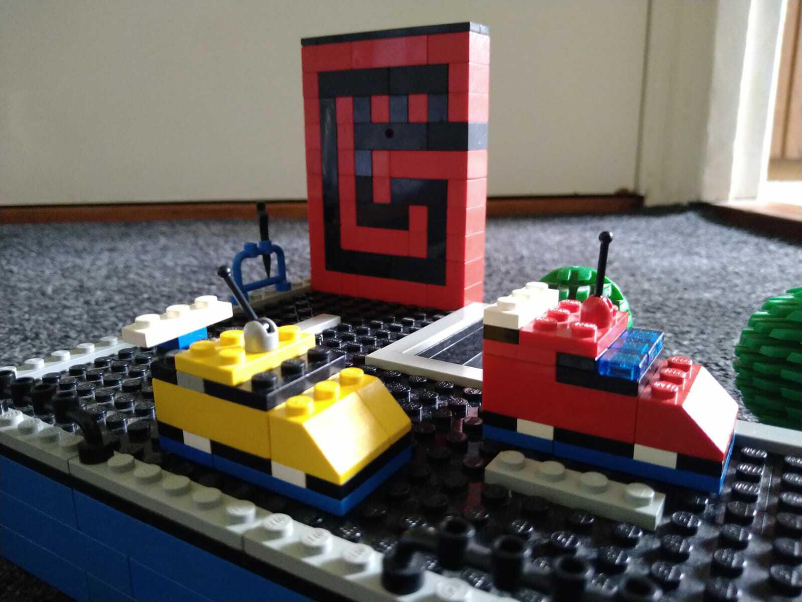 Lego Drifter 500