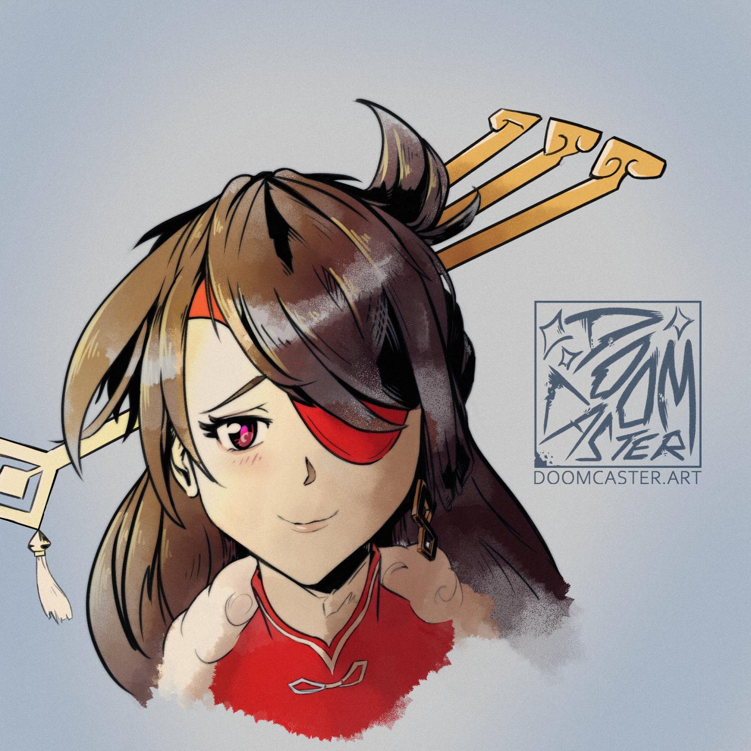 Genshin Impact - Beidou