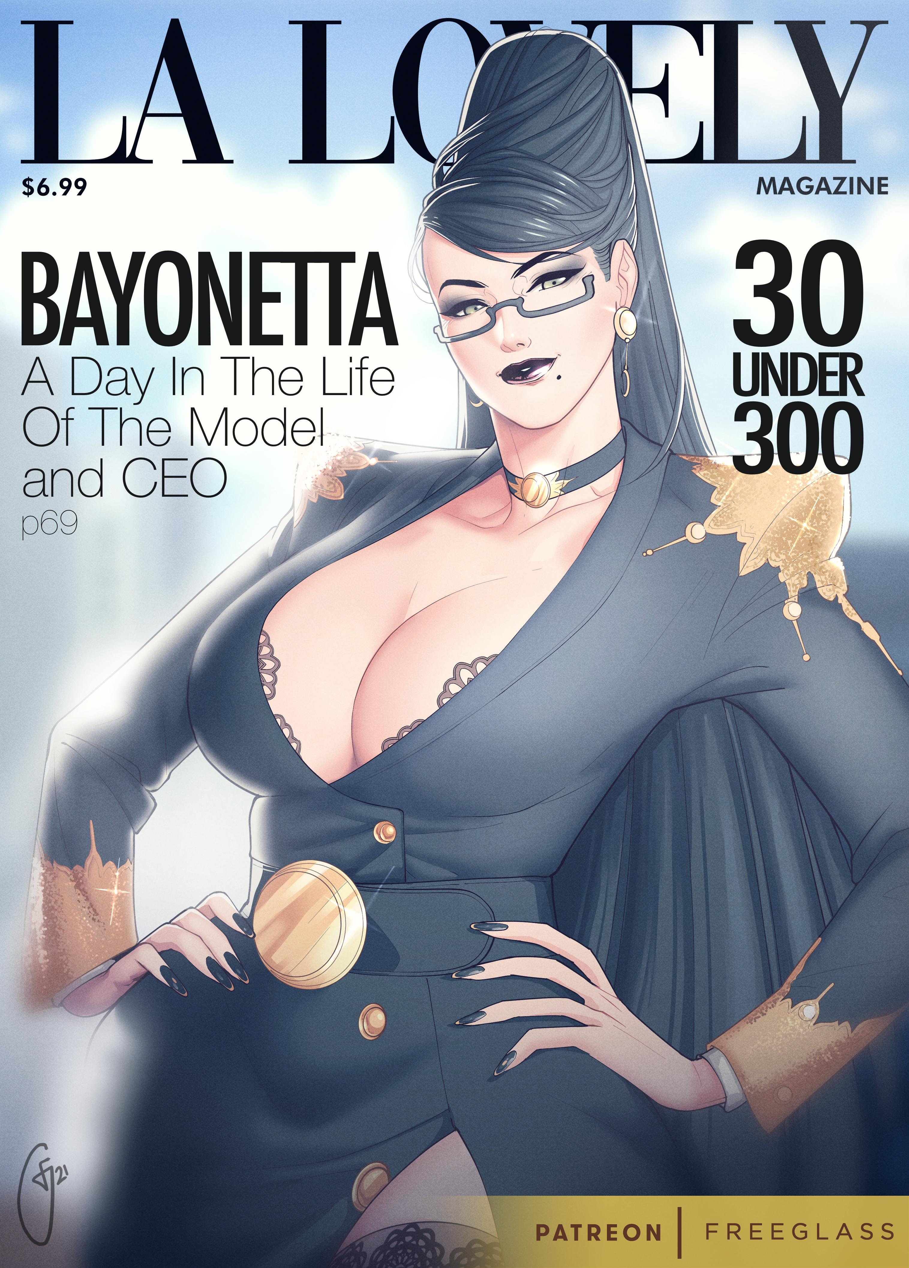 Bayonetta - Covergirl