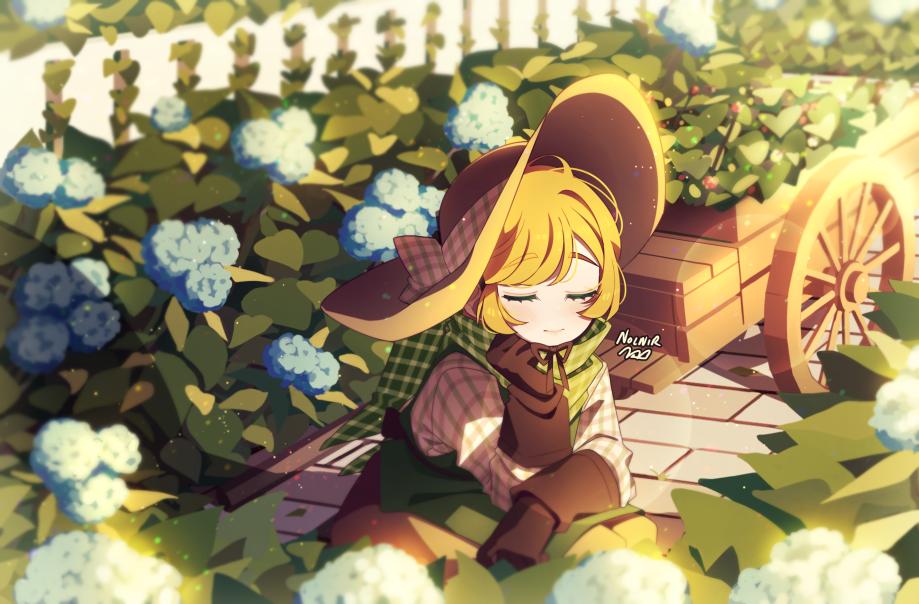 Anotha One in Da Garden
