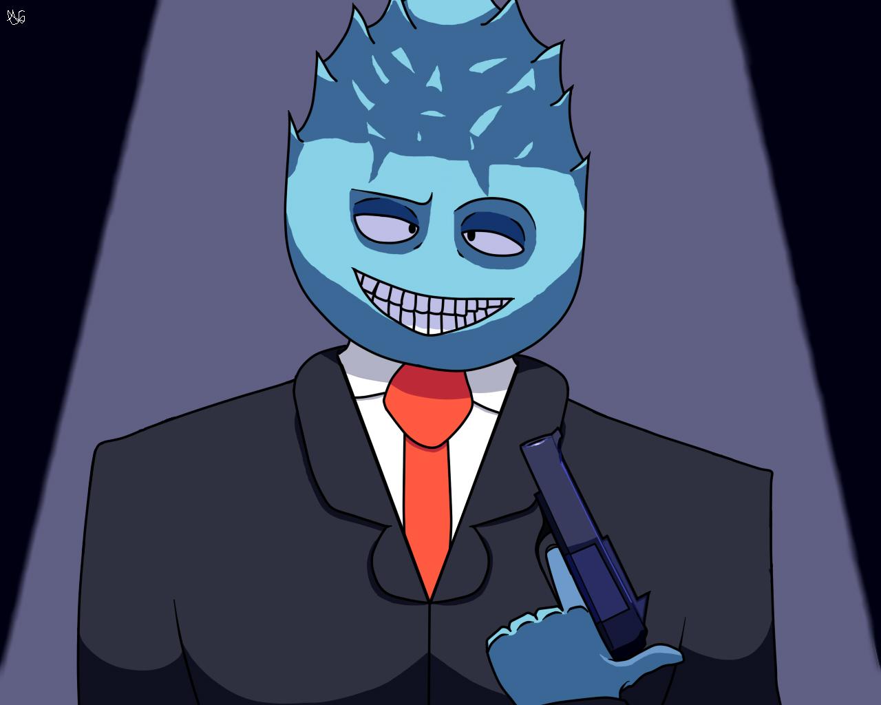 Mageneker mafioso.