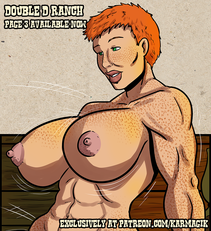 Double D Ranch #3 - Page 3
