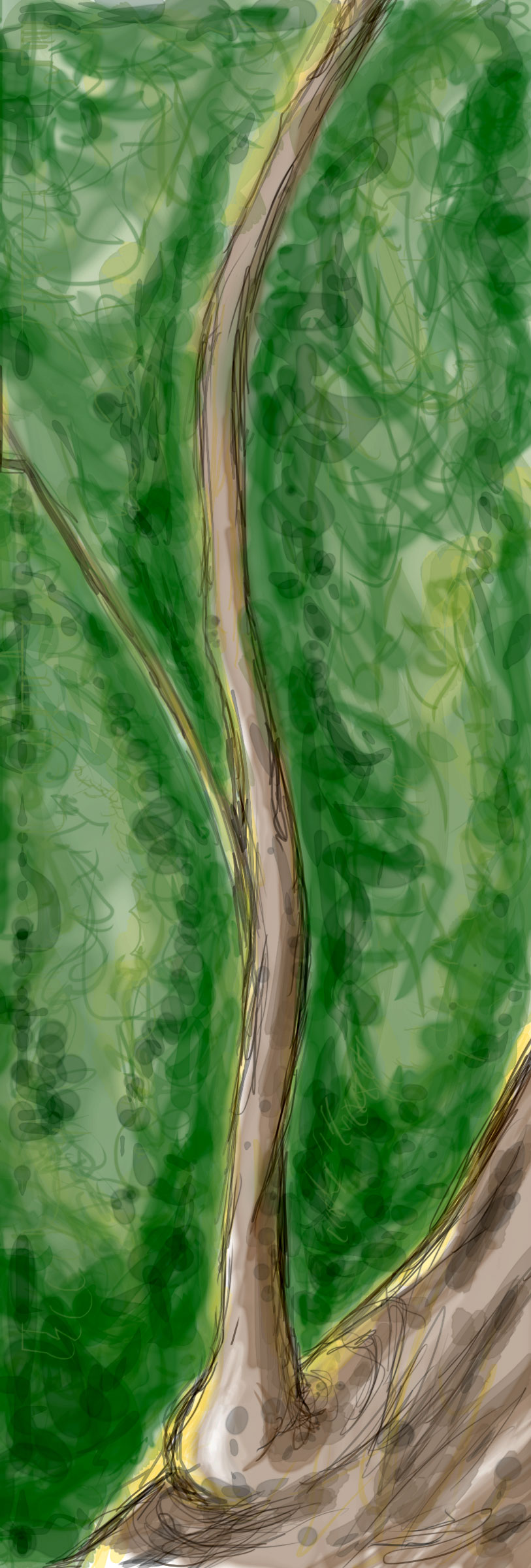 Tree Concept art #1