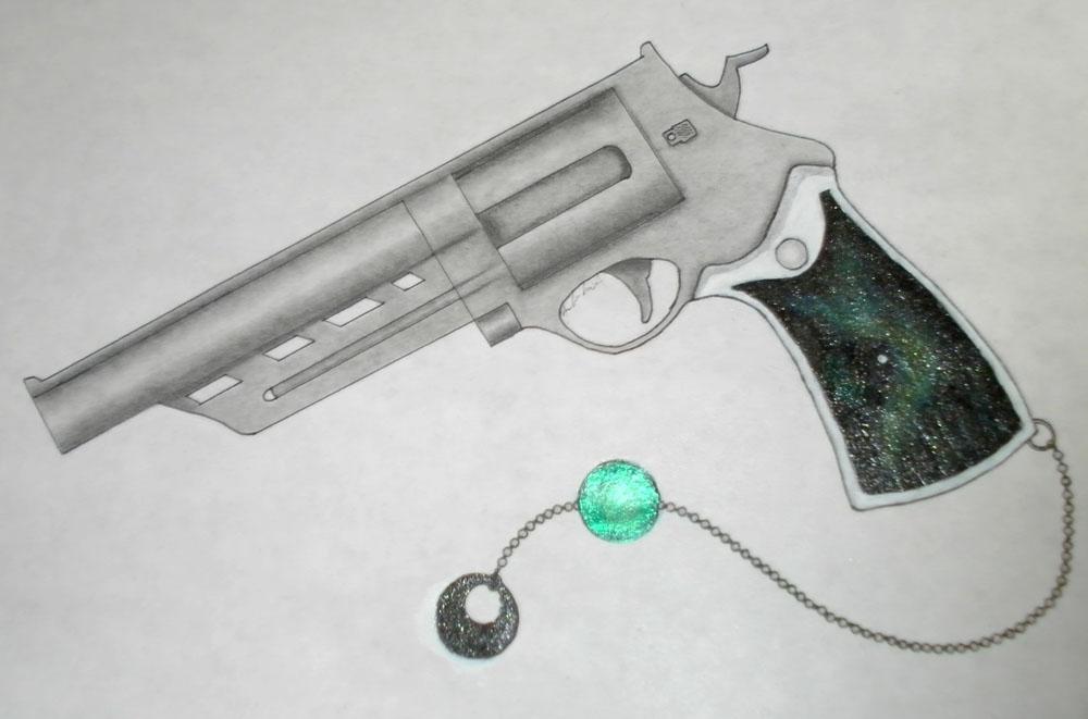Nebula gun