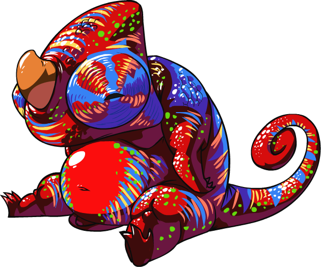 Chameleon thing