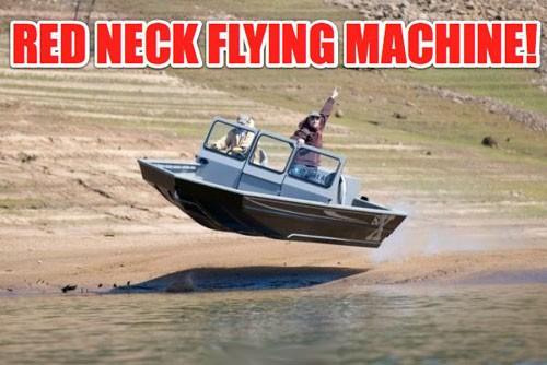 Red-Neck Flying Machine