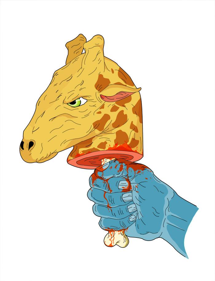 DeadGiraffeShirt