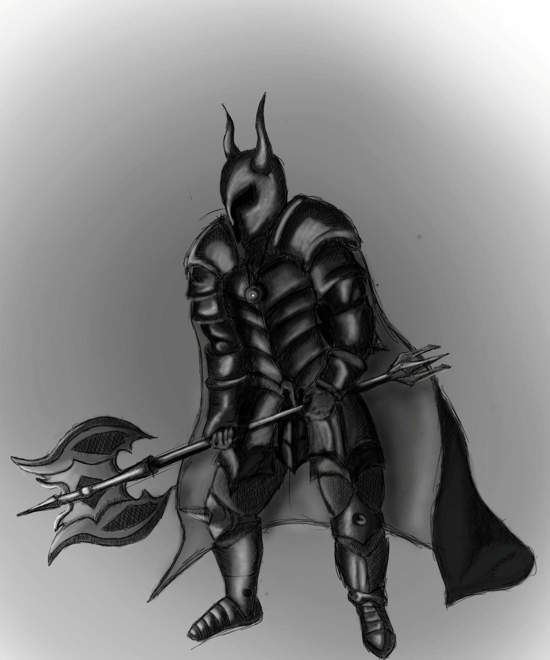 Battleready Knight