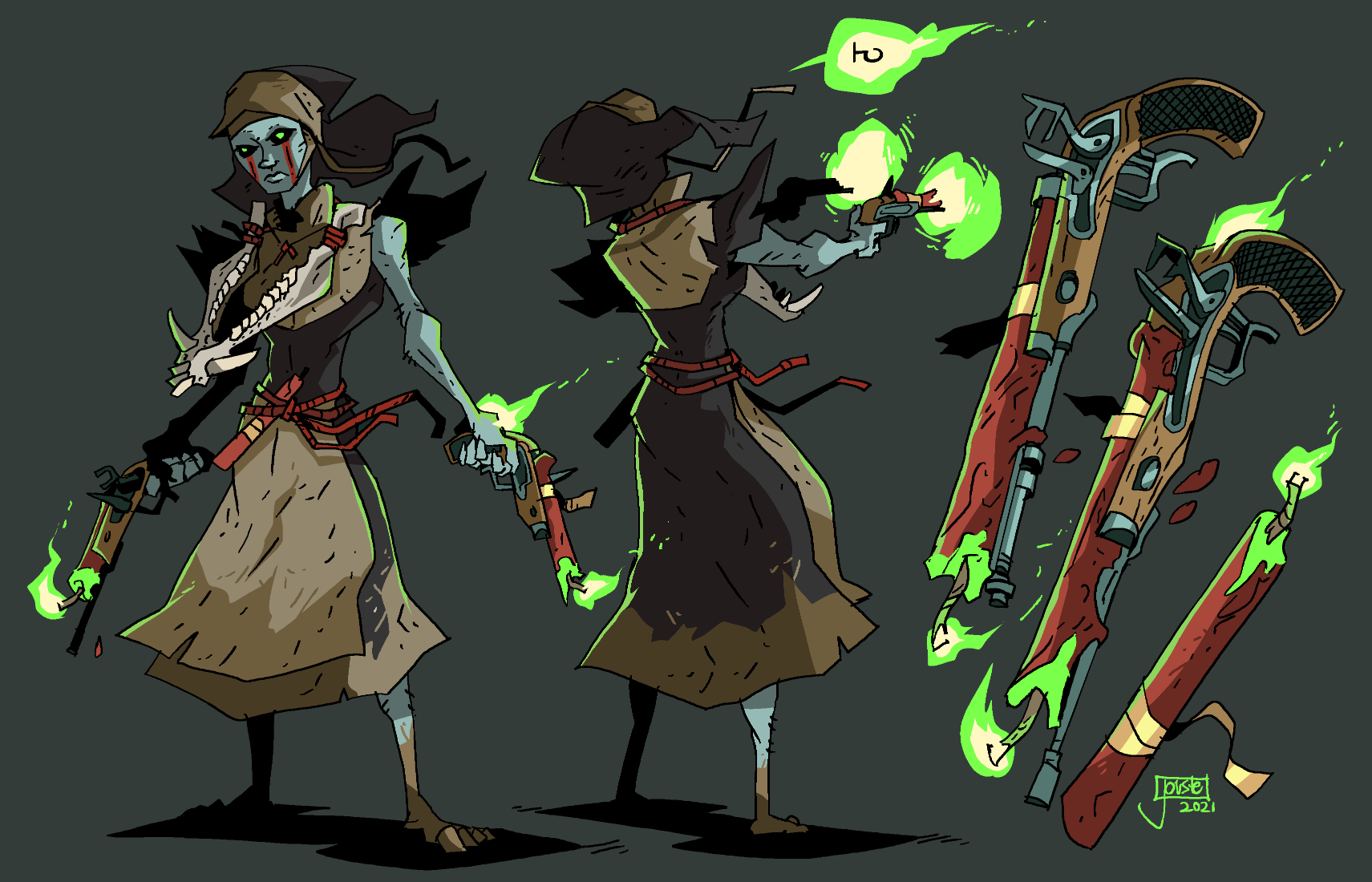 Witch Kandle