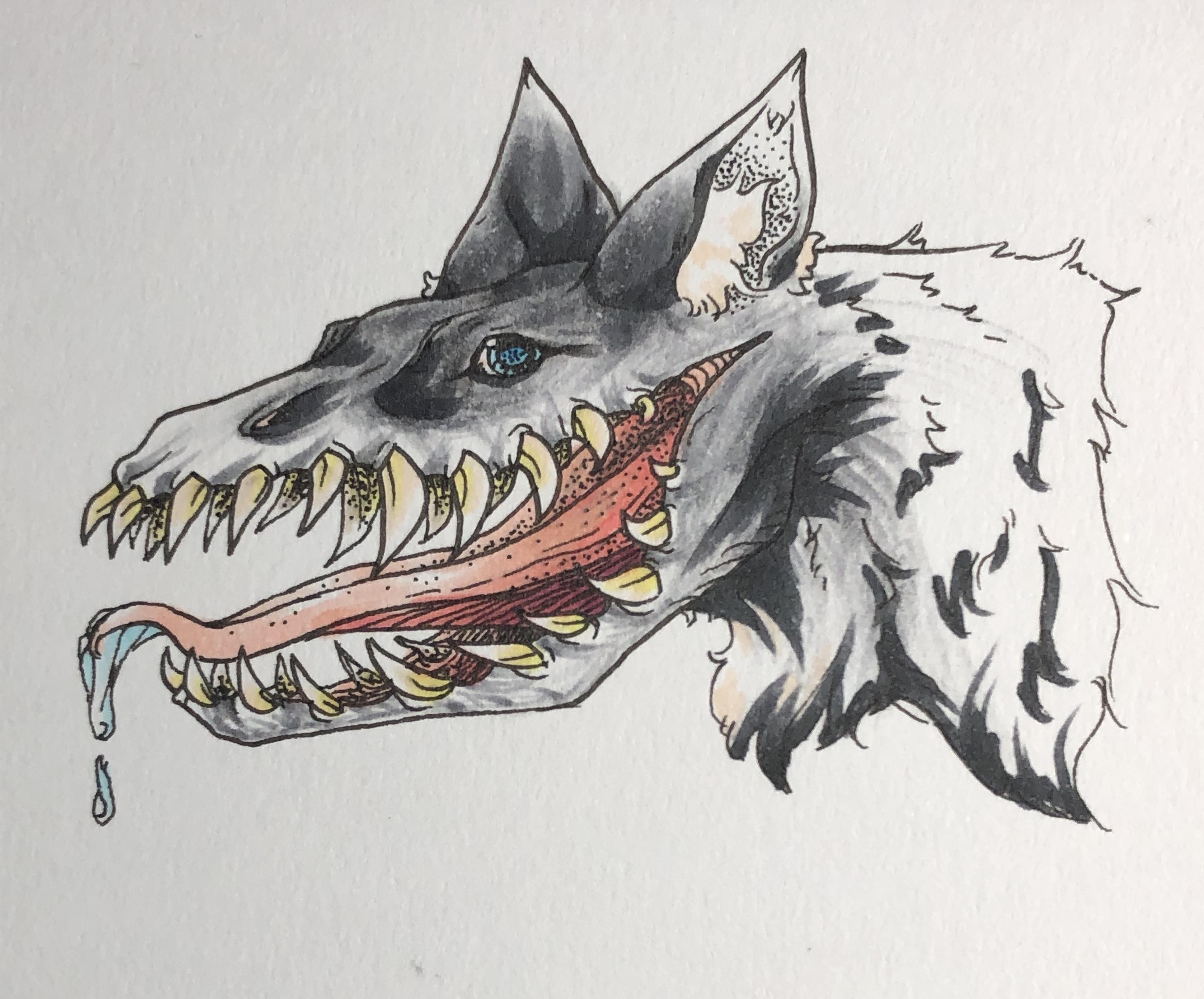 Monster Doggo