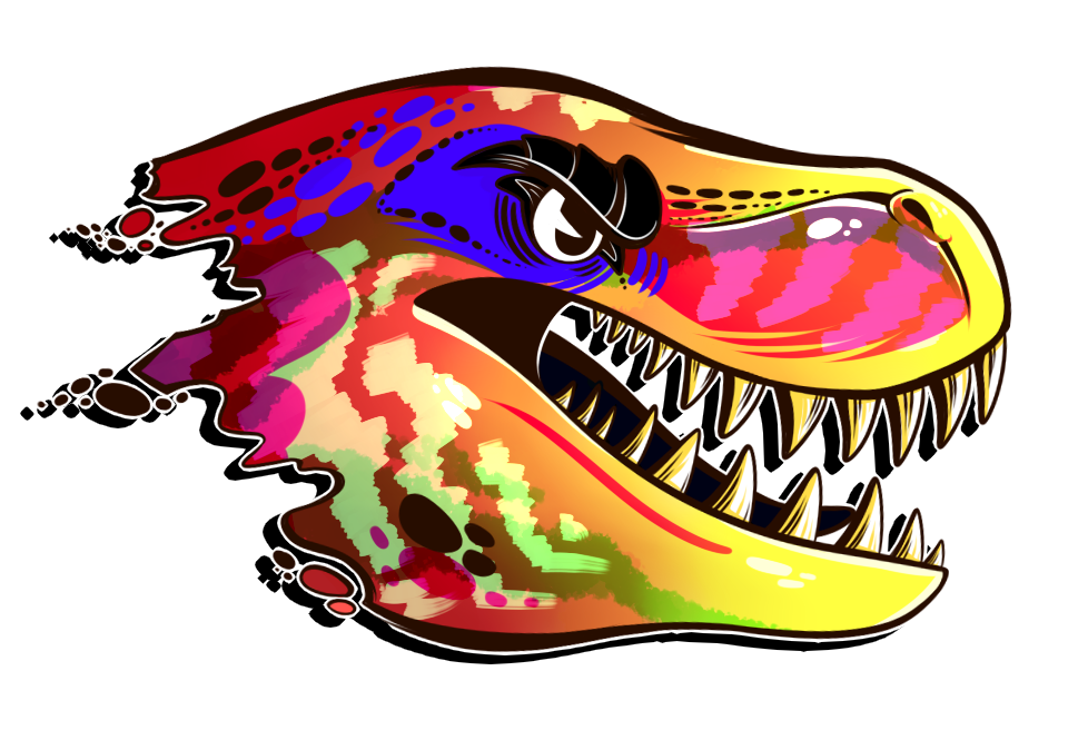 Pride theropods