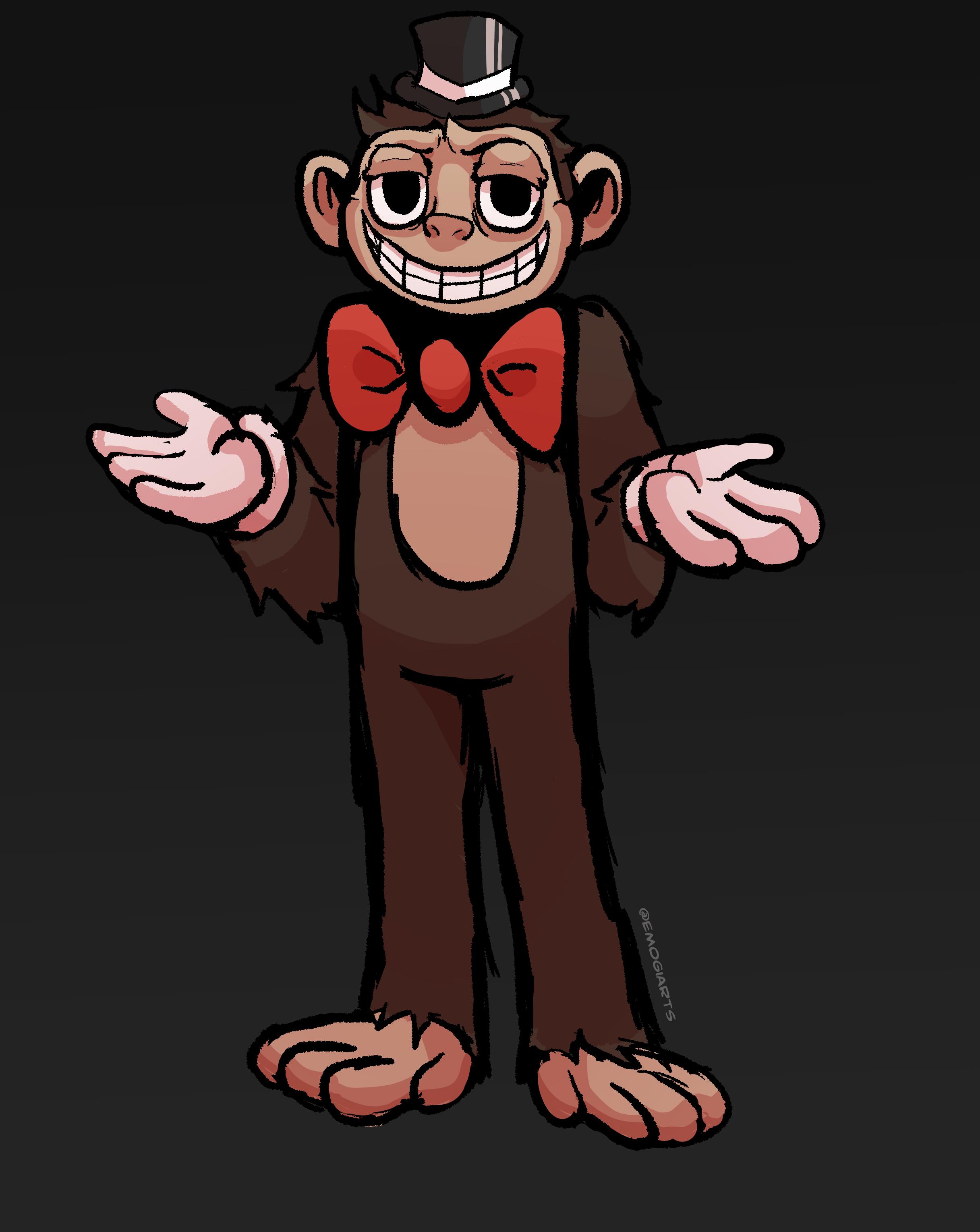 Mr.Ape redesign