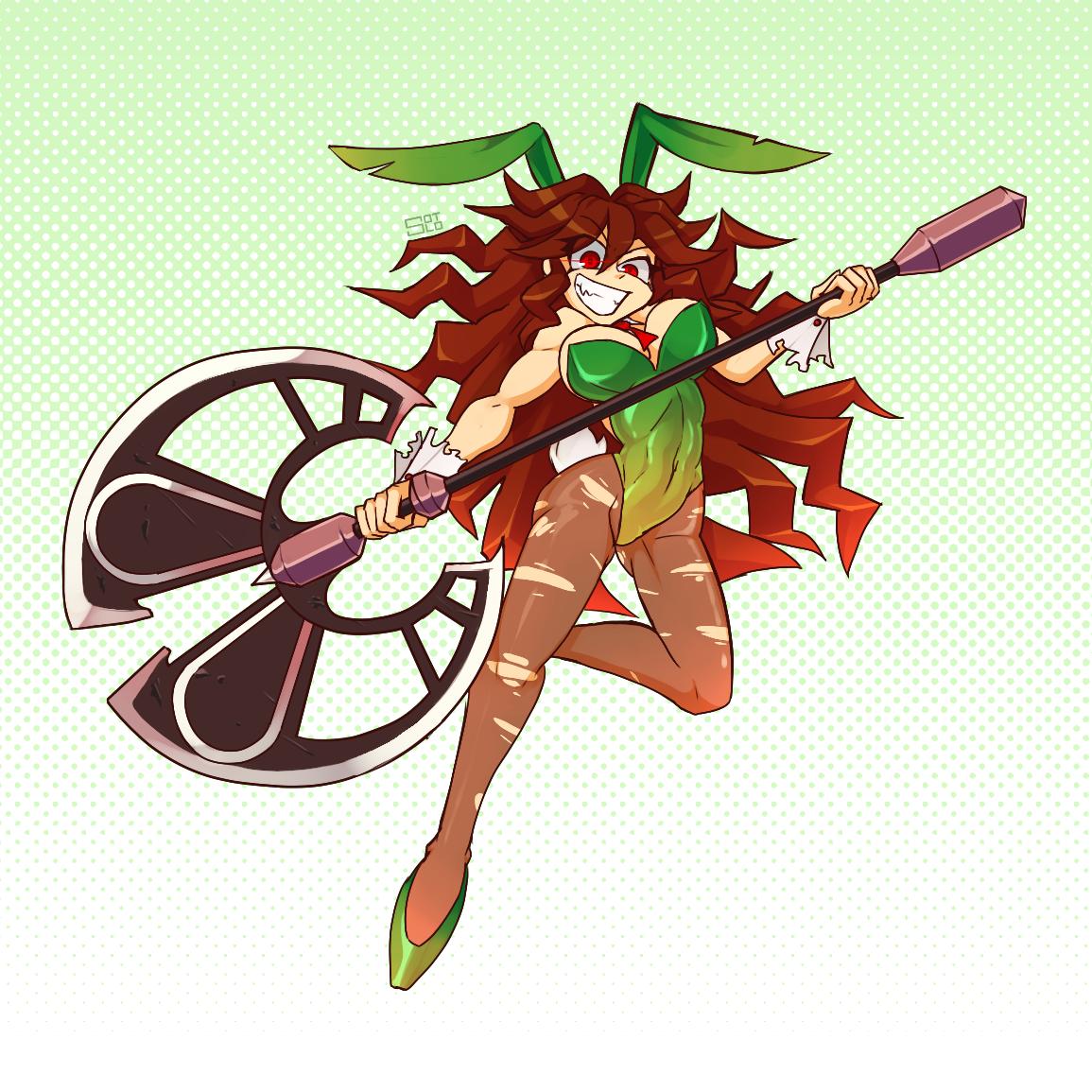 [Bunnygirl] Angela