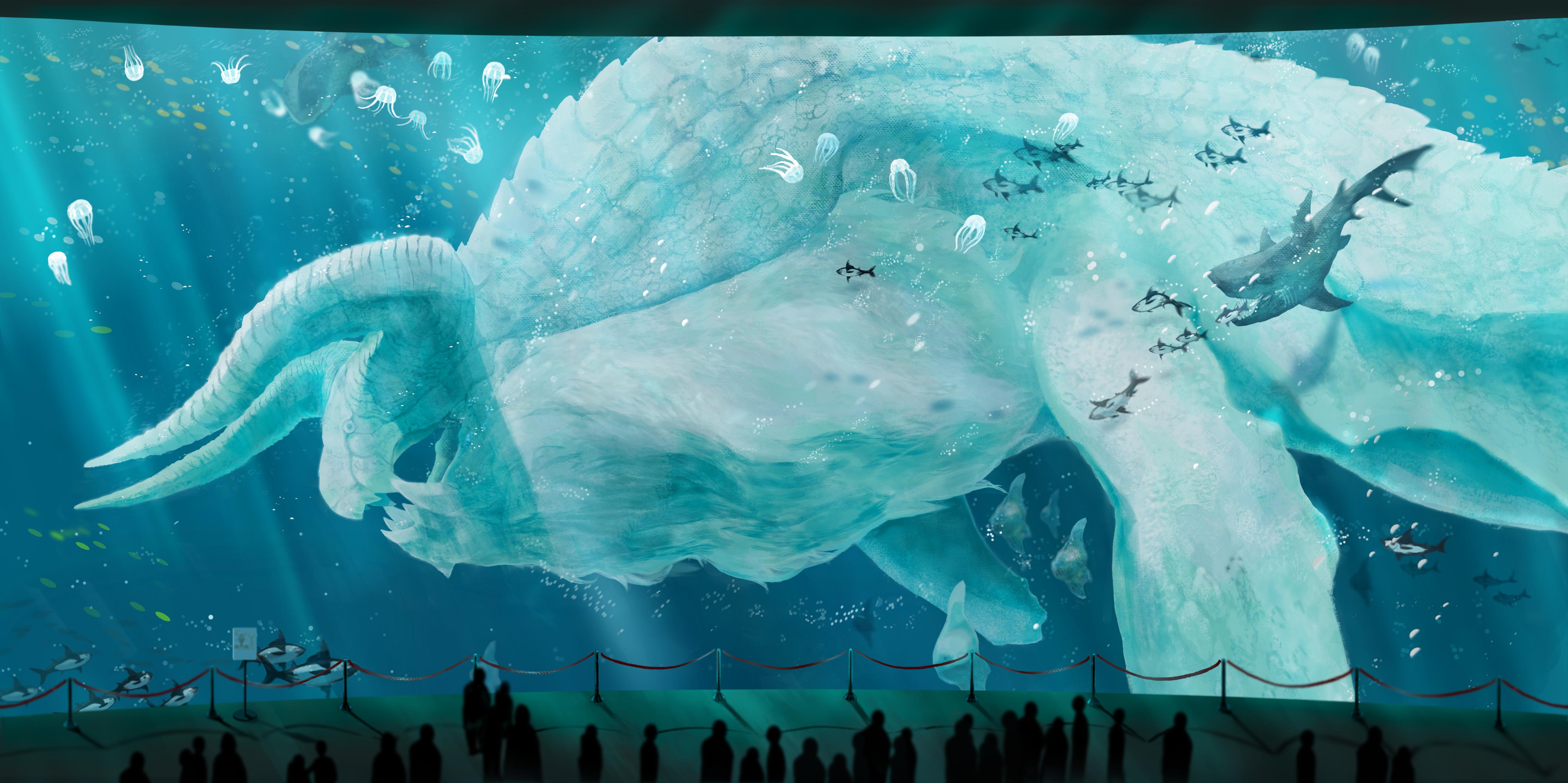 Ceadeus aquarium