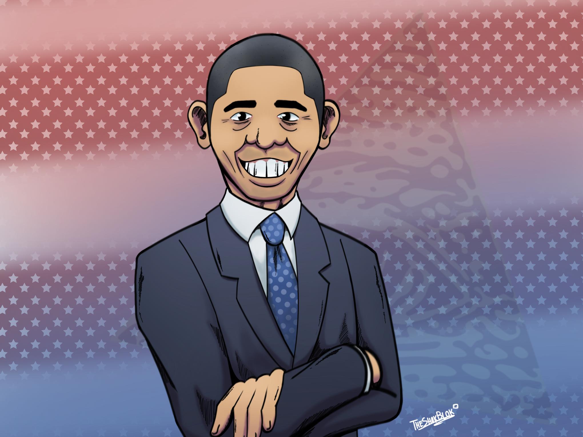 Beautiful man named Obama