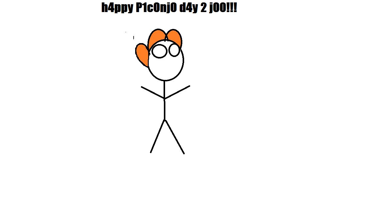 Happy Piconjo Day!!!