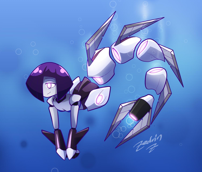 Mermaid Flux
