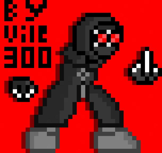 Hank J Wimbleton 8 bits( by Vile300)