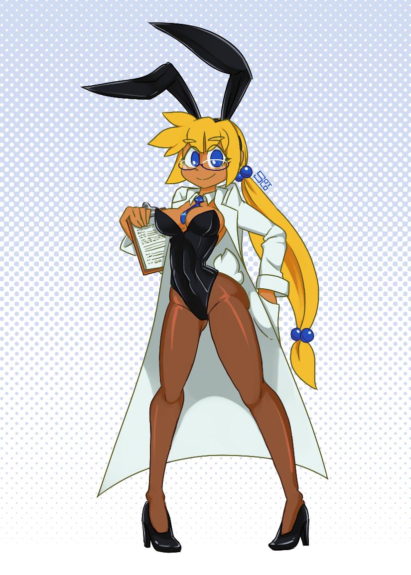 [Bunnygirl] Professor Darwin