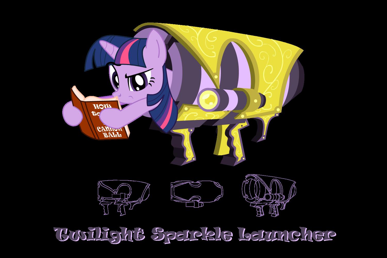 Twilight Sparkle Launcher