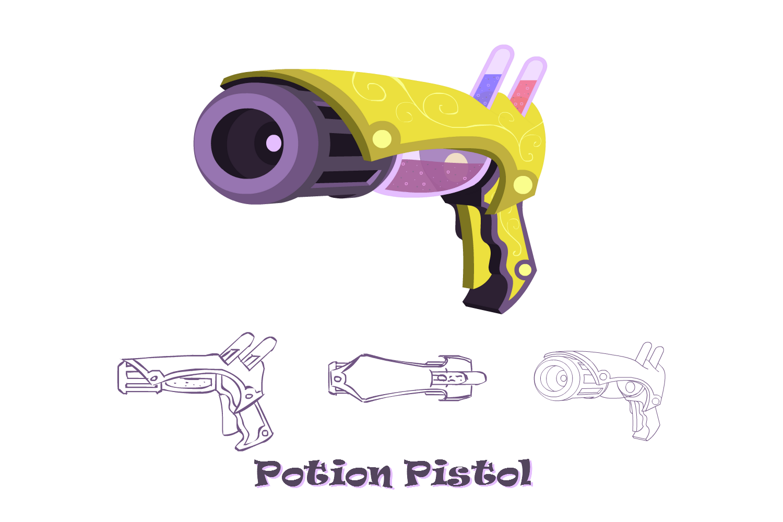 Potion Pistol