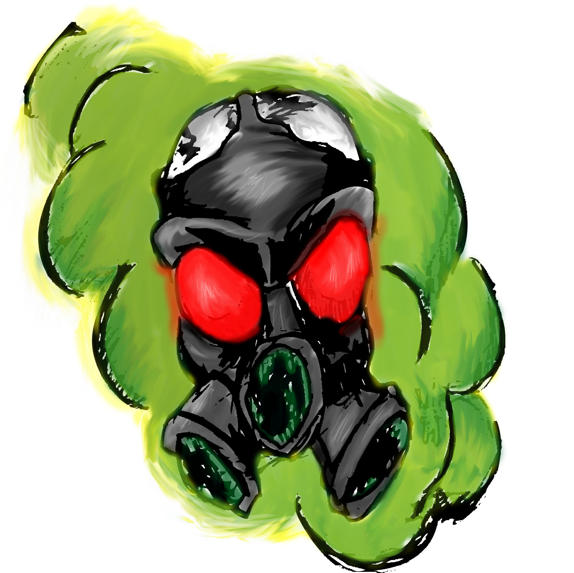 Gas mask REVAMPED