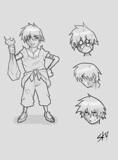 Pilet - Character Sheet