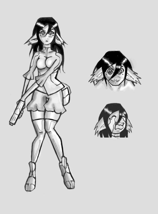 Skie - Character Sheet