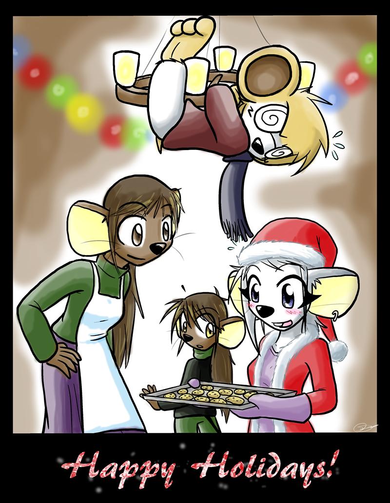 HP Christmas 2011