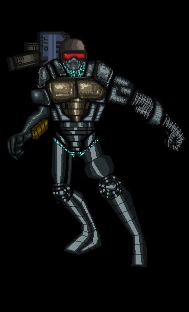 Cyborg 0