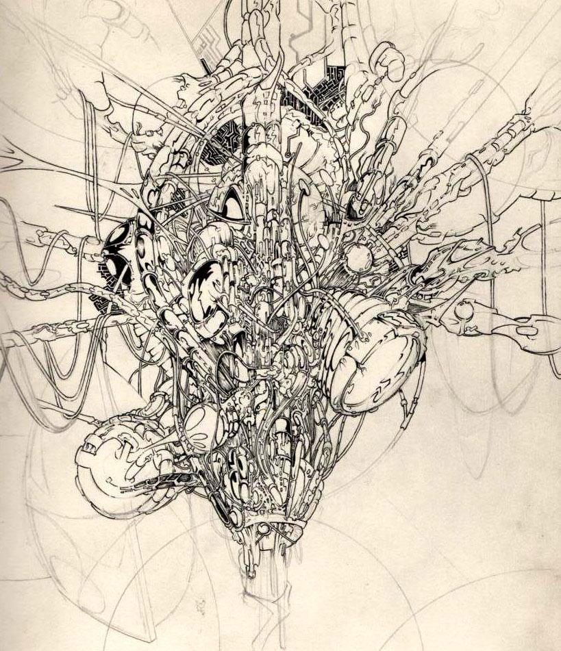 Sketched Machines