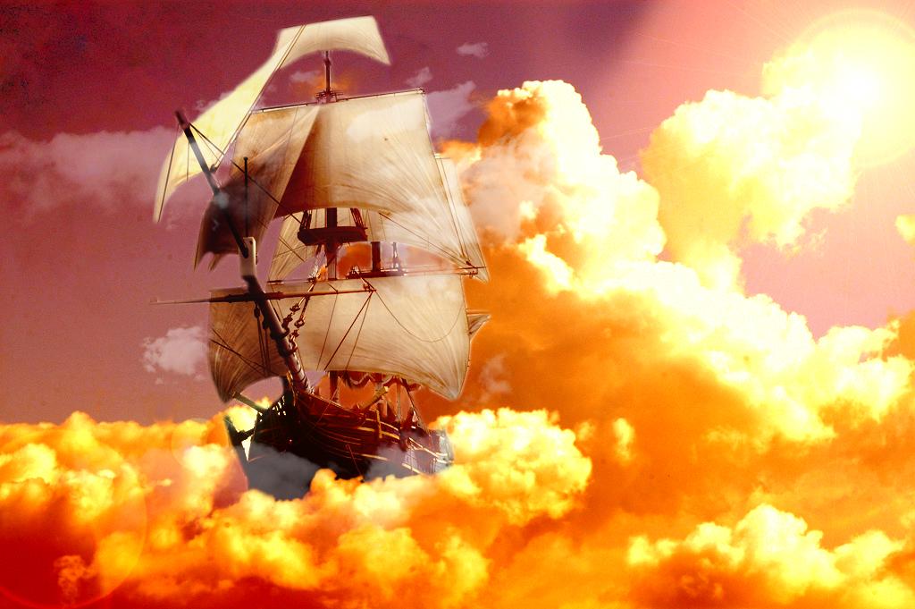 Sail the sky
