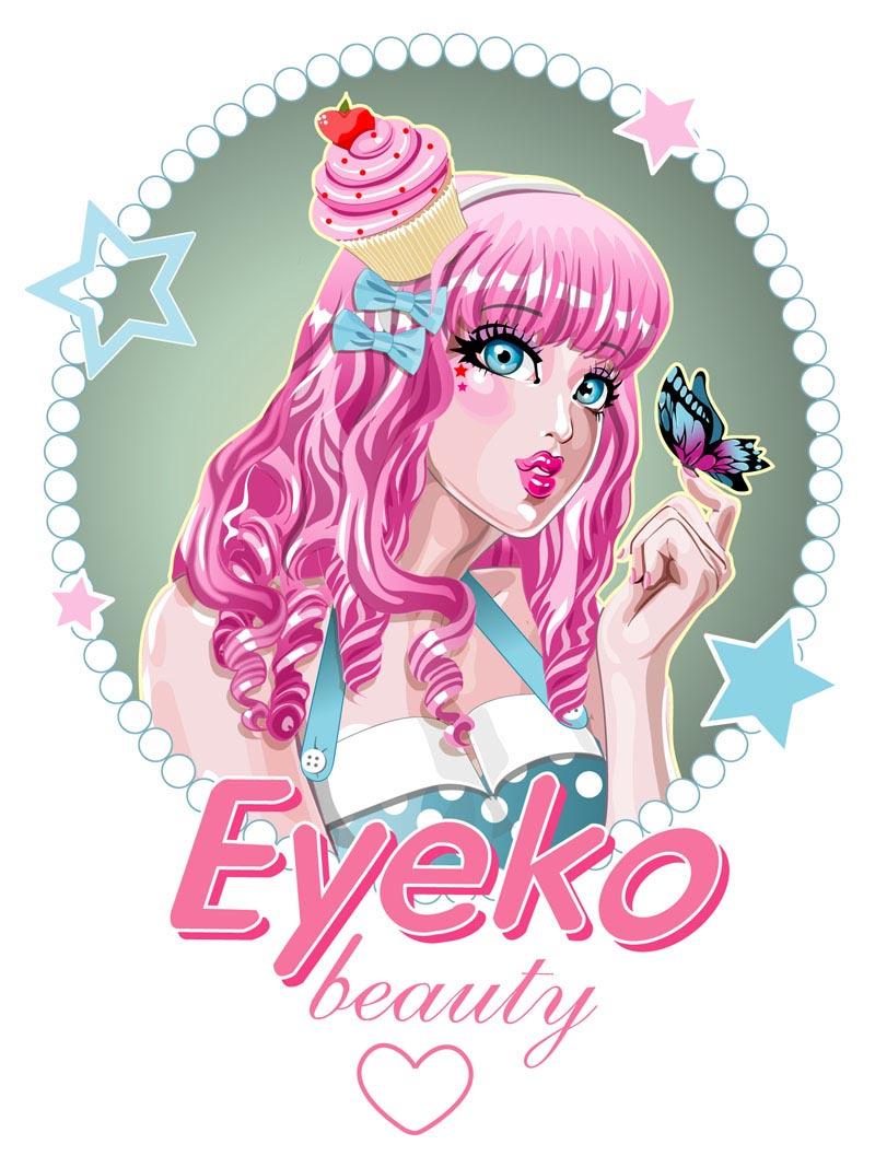 Eyeko Anime Girl