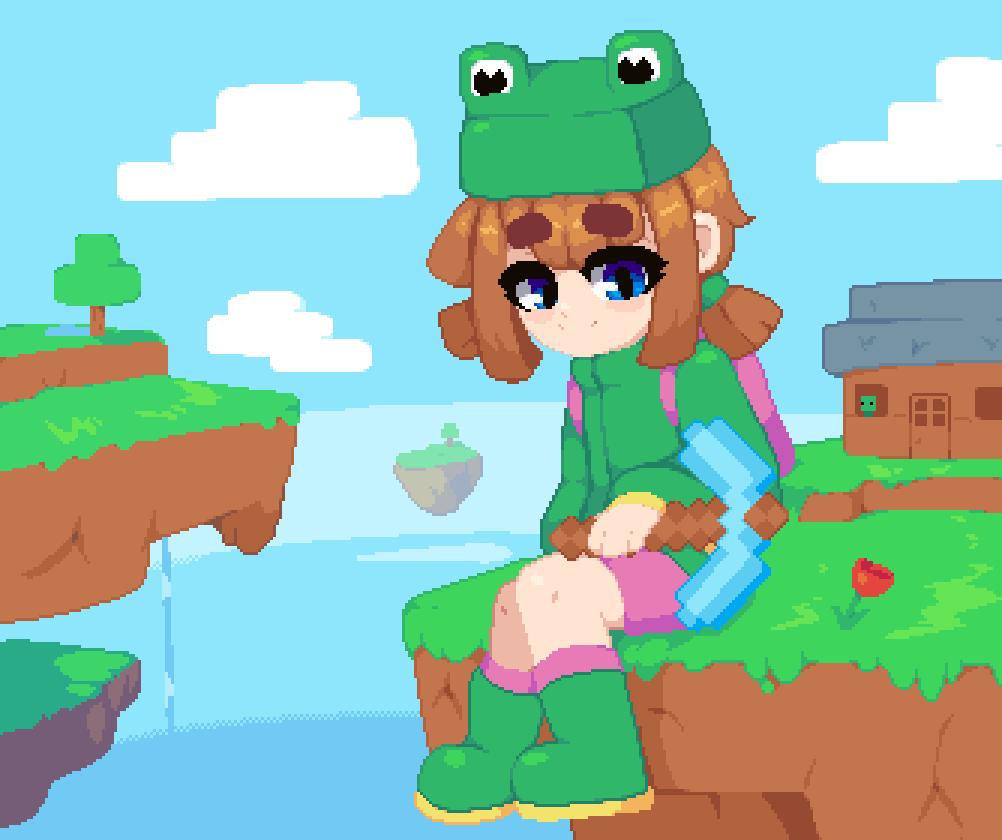 Rana Minecraft