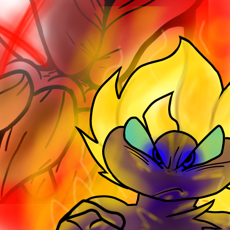 Thumbnail for sequel for tricky vs cookiemonster