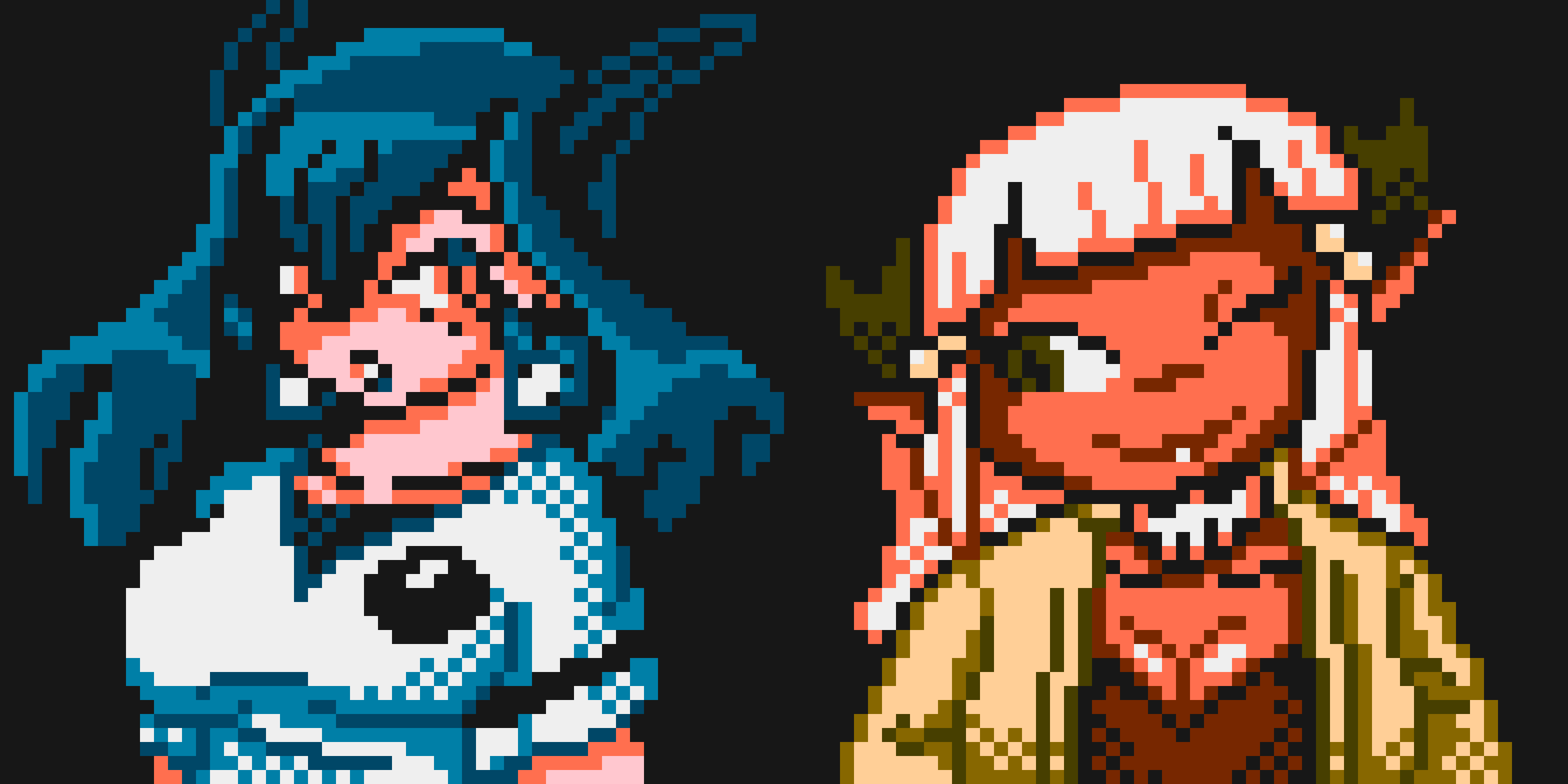 Demon Busts