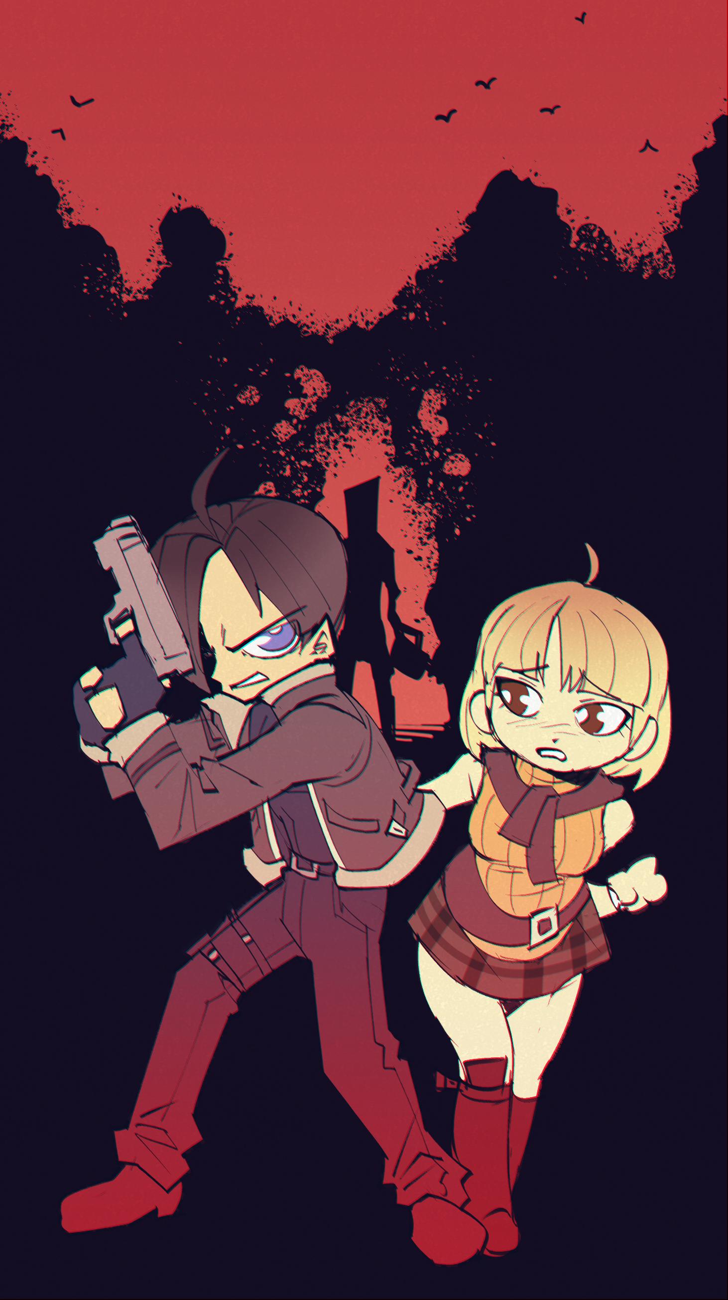 Evil Resident the Fourth