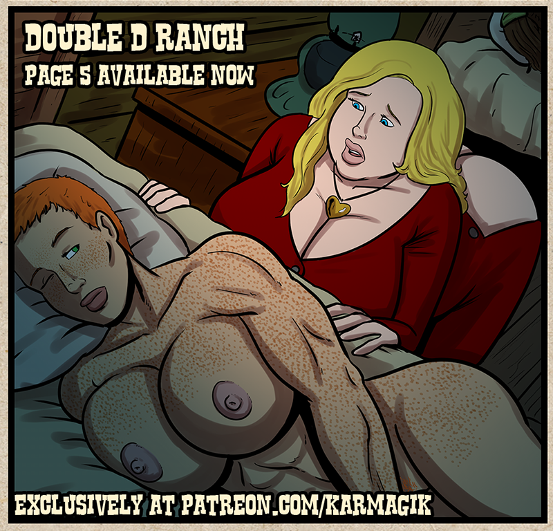 Double D Ranch #3 - Page 5