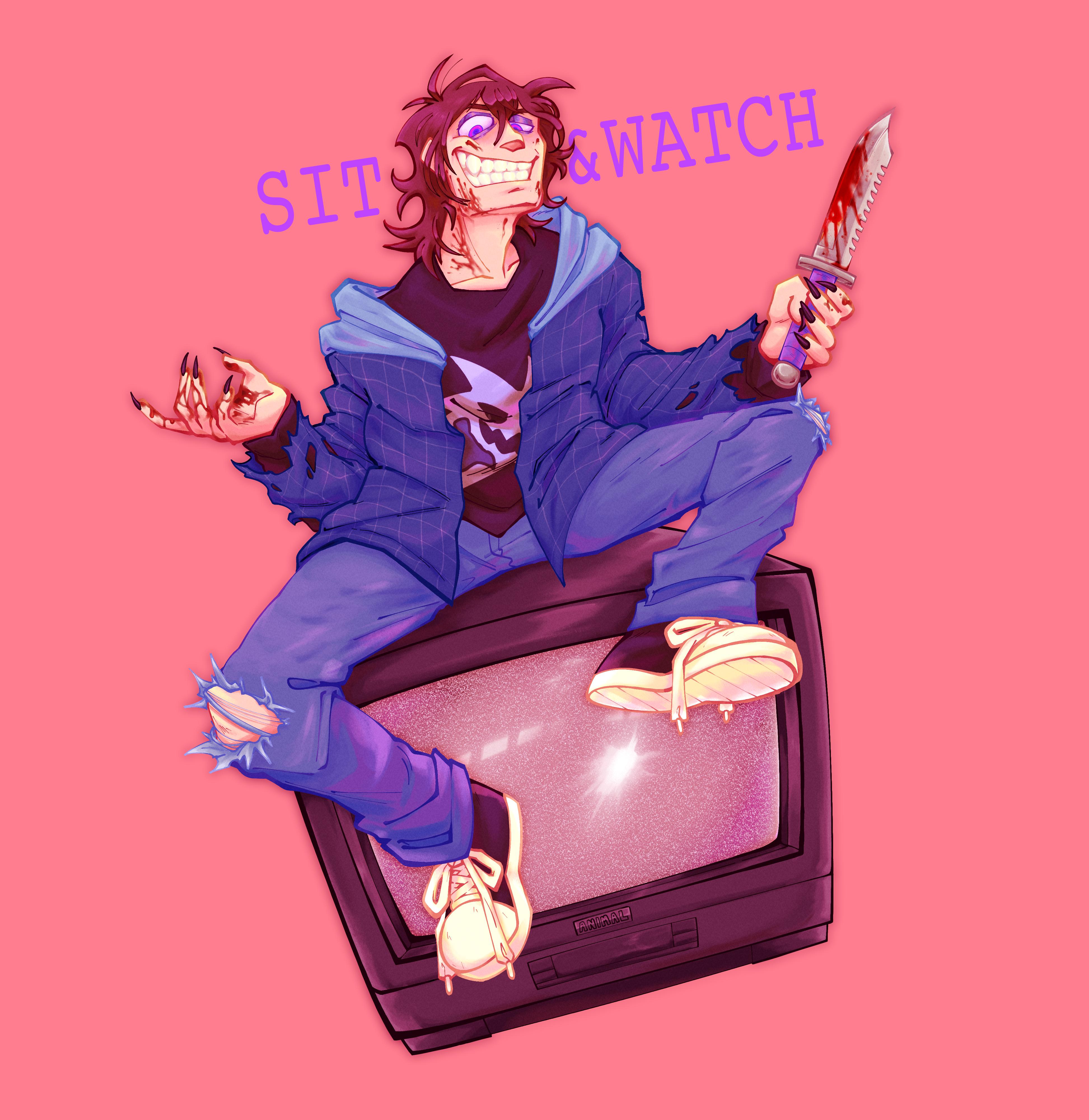 SIT & WATCH