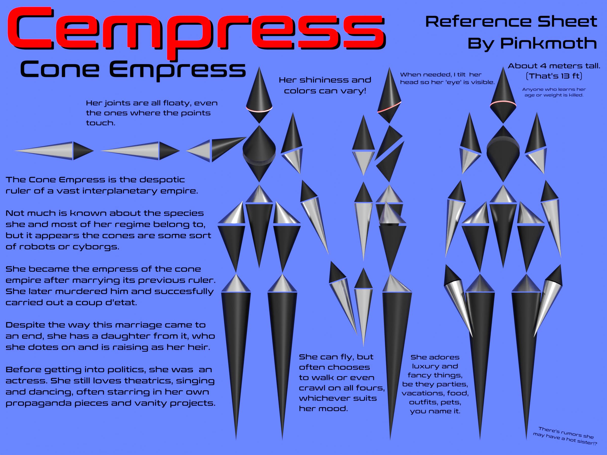 cempress ref sheet