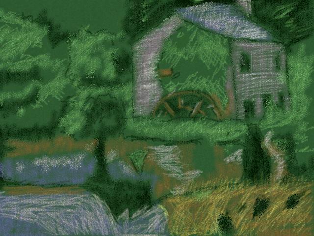 Forgotten mill