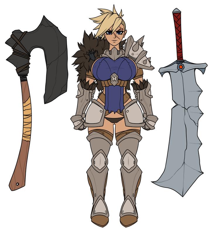 Random Character Art