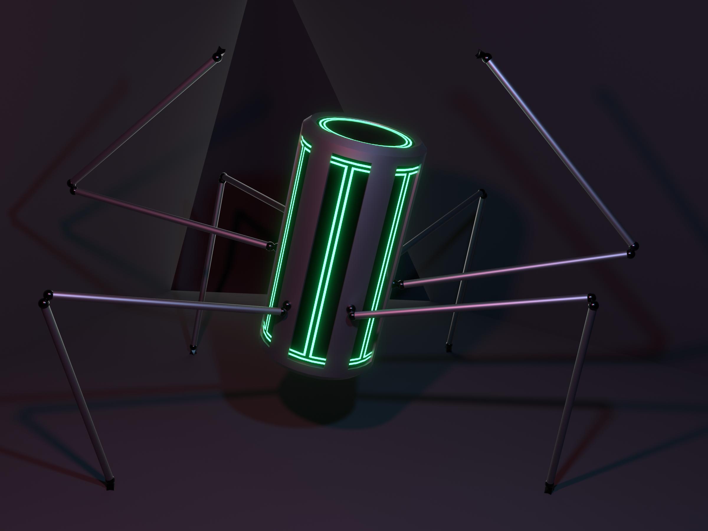 cylinder robo