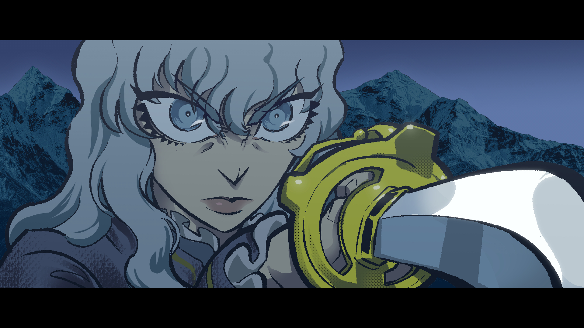 DUEL WITH GRIFFITH