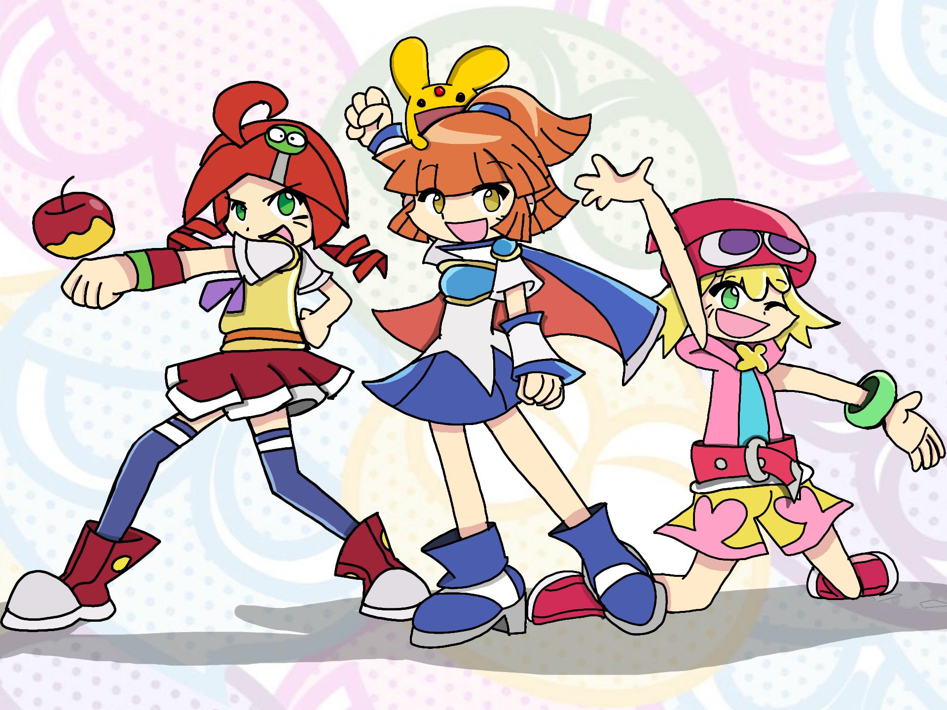 PuyoPuyo Girls Z!