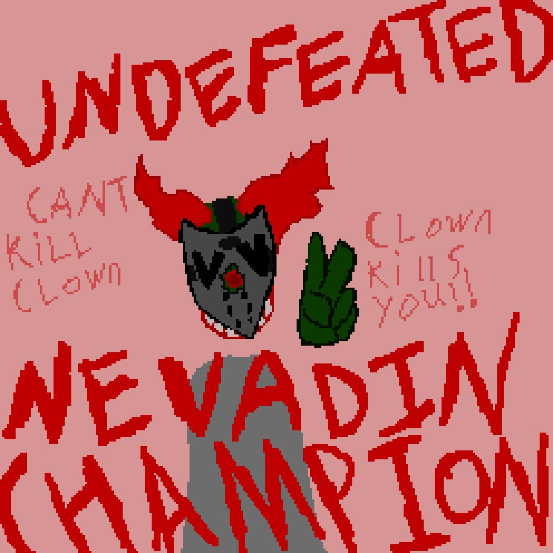 Undefeated Nevadan Champion