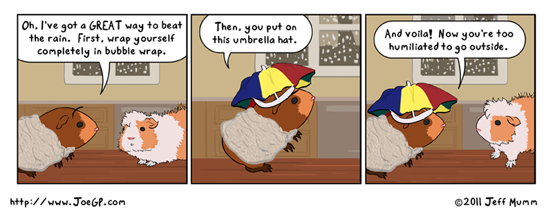 Solving the Rain