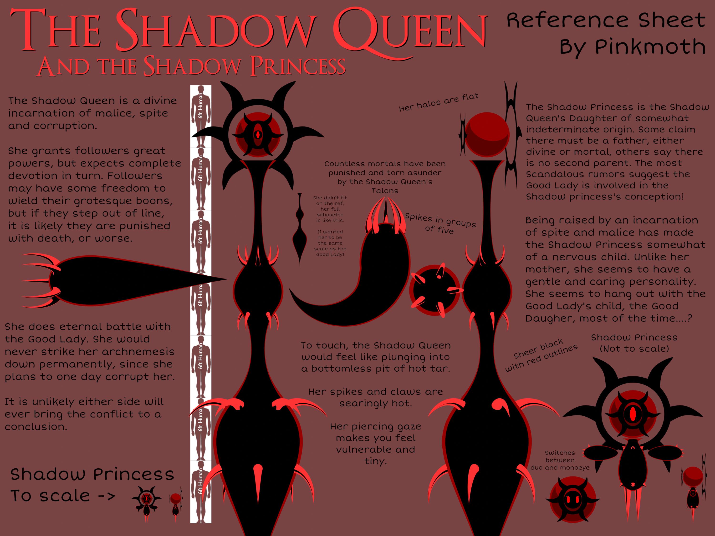 Shadow Queen Shadow Princess ref