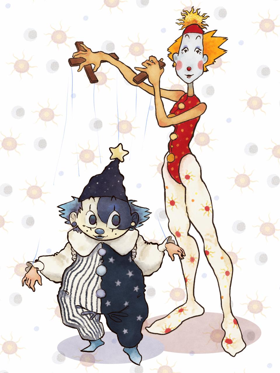 Clown Sisters
